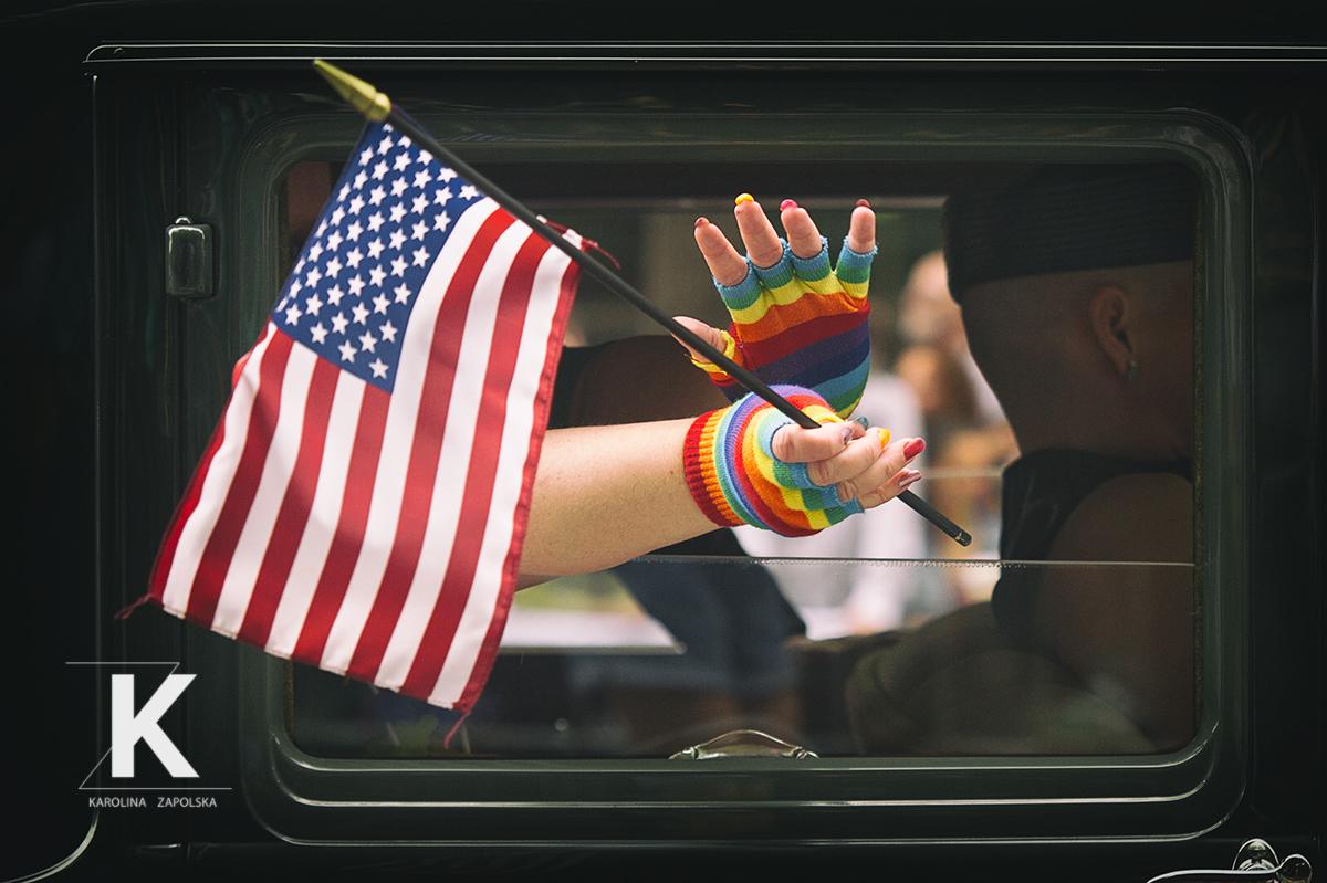 Pride Parade 2015 in San Francisco